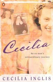 Cover of: Cecilia | Cecilia Inglis