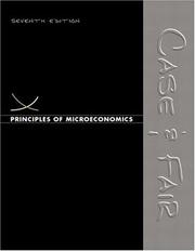 Cover of: Principles of Microeconomics | Karl E. Case
