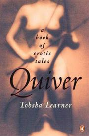 Cover of: Quiver | Tobsha Learner