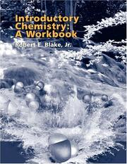 Cover of: Introductory Chemistry by Robert E. Blake