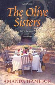 Cover of: The Olive Sisters | Amanda Hampson
