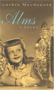 Cover of: Alms | Cynthia MacDonald