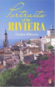 Cover of: Portraits of the Riviera | Carolyn Mckenzie
