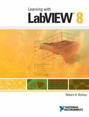 Cover of: LabVIEW 8 Student Edition | Robert Bishop
