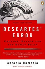Cover of: Descartes' Error | Antonio Damasio