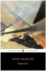 Cover of: Under Fire | Henri Barbusse