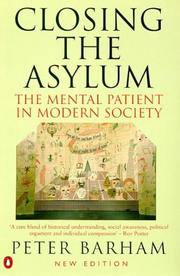 Cover of: Closing the Asylum | Barham