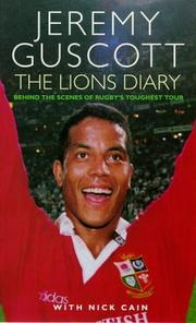 Cover of: Lions Diary | Guscott