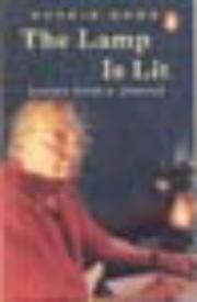 Cover of: The lamp is lit by Ruskin Bond