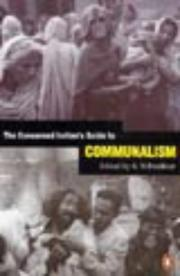 Cover of: The Concerned Indian's Guide to Communalism | K.N. Panikkar