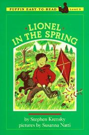 Cover of: Lionel in the Spring by Stephen Krensky
