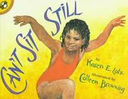 Cover of: Can't Sit Still | Karen Elisa Lotz