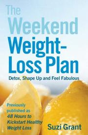 Cover of: The Weekend Weight-Loss Plan | Suzi Grant