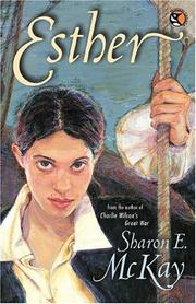 Cover of: Esther | Sharon E. McKay
