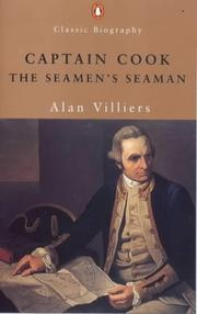 Cover of: Captain Cook | Alan Villiers