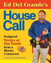 Cover of: Ed Del Grande's House Call | Ed Del Grande