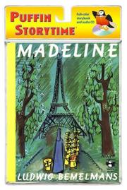 Cover of: Madeline by Ludwig Bemelmans