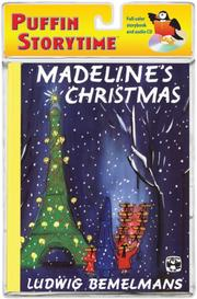 Cover of: Madeline's Christmas by Ludwig Bemelmans