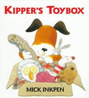 Cover of: Kipper's Toybox | Mick Inkpen