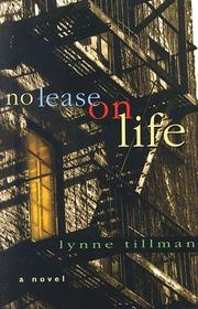 Cover of: No lease on life | Lynne Tillman