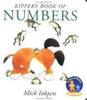 Cover of: Kipper's book of numbers | Mick Inkpen