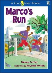 Cover of: Marco's Run | Wesley Cartier