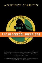 Cover of: The Blackpool Highflyer | Andrew Martin