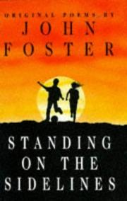 Cover of: Standing on the Sidelines | John Foster