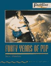 Cover of: Oxford Bookworms Factfiles: Stage 2: 700 Headwords Forty Years of Pop Audio CD | Steve Flinders
