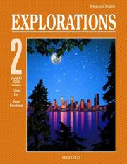 Cover of: Integrated English: Explorations 2 | Linda Lee