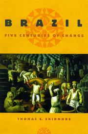 Cover of: Brazil | Thomas E. Skidmore