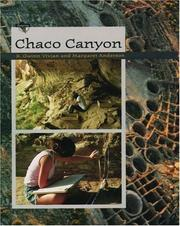 Cover of: Chaco Canyon (Digging for the Past) | Margaret Jean Anderson