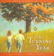 Cover of: The turning of the year by Martin, Bill