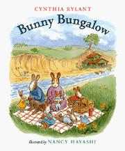 Cover of: Bunny Bungalow | Cynthia Rylant