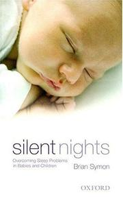 Cover of: Silent Nights | Brian Symon