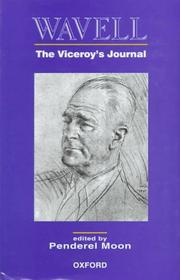 Cover of: Wavell | Wavell