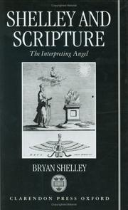 Cover of: Shelley and Scripture by Bryan Shelley
