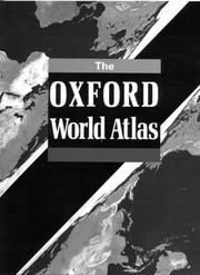 Cover of: Oxford World Atlas | OUP Cartographic Unit