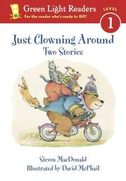 Cover of: Just Clowning Around | Steven MacDonald