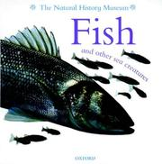 Cover of: Fish and Other Sea Creatures (Animal Close-ups) by Barbara Taylor