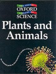 Cover of: Plants and Animals (Young Oxford Library of Science) | Barbara Taylor