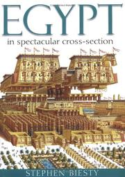Cover of: Egypt in Spectacular Cross-section by Ross, Stewart.
