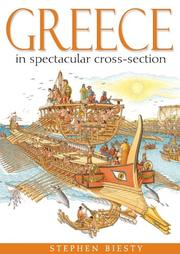 Cover of: Greece in Spectacular Cross-section (Cross Section) | Ross, Stewart.