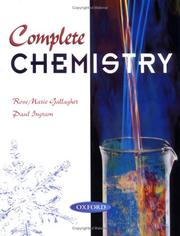 Cover of: Complete Chemistry | Rosemarie Gallagher