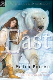 Cover of: East | Edith Pattou