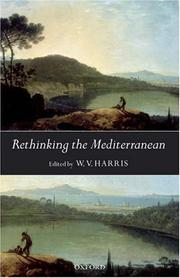 Cover of: Rethinking the Mediterranean | W. V. Harris