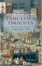 Cover of: Fabulous Orients | Ros Ballaster
