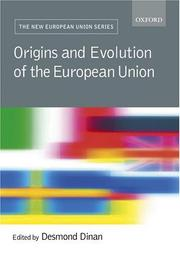 Cover of: International relations and the European Union | Hill, Christopher, Smith, Michael, Desmond Dinan