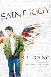 Cover of: Saint Iggy | K. L. Going