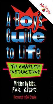 Cover of: A Boy's Guide to Life | Unauthored